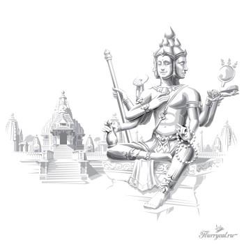 Индия. Природные битумы и асфальт в строительстве
