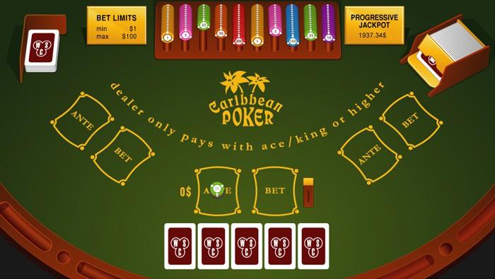 Caribian Poker