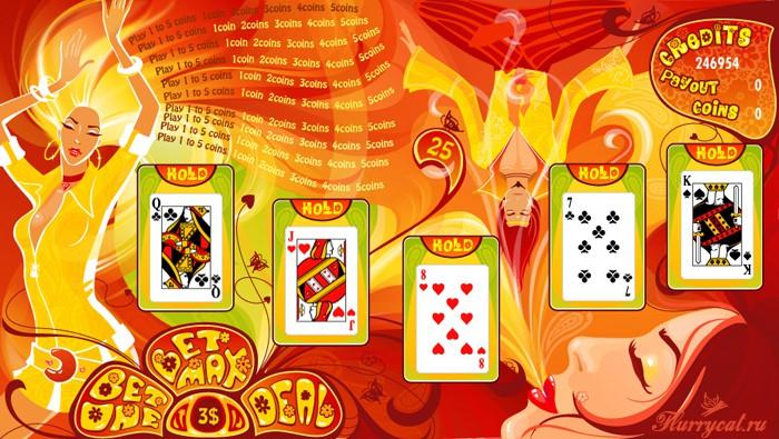 Hippie Poker