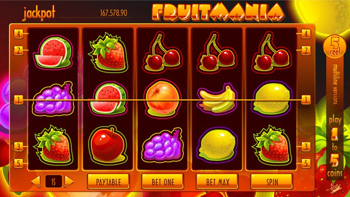 FruitMania Slot