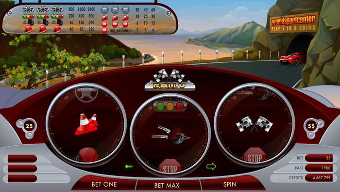 Rally Slot