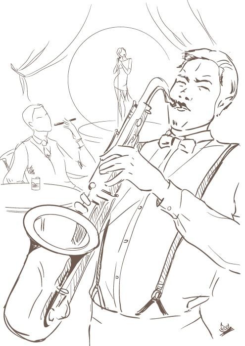 Этот джаз